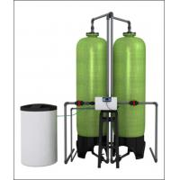 Buy cheap 0.1~0.4 Mpa Pressure Water Softener Plant For Industrial Use Easy Operation from Wholesalers