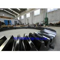 Buy cheap Carbon Steel Forged Spiral Bevel Miter Gear Wheel For Transmission System from Wholesalers