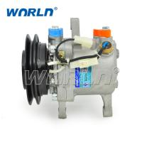Buy cheap 1995- Kubota Tractor AC Compressor SV07E / Automotive Air Conditioning Parts from Wholesalers