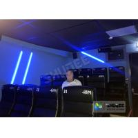 China Stable And Mature 4D Cinema System With Construction Drawings And Related Technical Advice factory