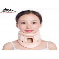 Buy cheap Comfortable PVC Rehabilitation Therapy Cervical Collar Neck Support Neck Brace from Wholesalers