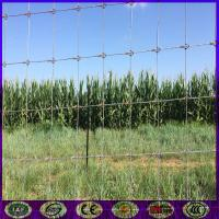 China China high quality strong field farm deer fence weaving machine factory