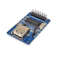 Buy cheap 12 MHZ CH375B U Disk Reader Module CH375B USB Interface About USB Module from wholesalers