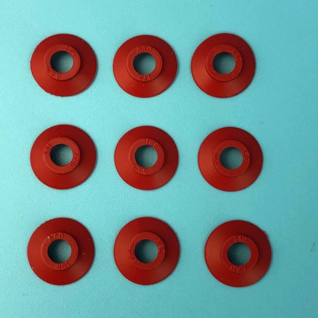 China Suction Cup NCR ATM Parts 0090026464 NCR Vacuum Cup 009-0026464 Original New factory