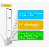 China Acrylic 8.2mhz rf eas anti theft system gate antenna for supermarket factory