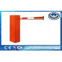 Buy cheap 5 Million Operation Times Electric Boom Barrier Gate with Limit Switch from Wholesalers