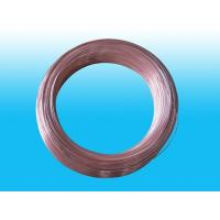 Buy cheap Low Carbon Cold Drawn Welded Tubes 4.76 * 0.65 mm , GB/T 24187-2009 from Wholesalers