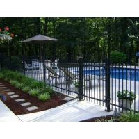 Buy cheap Swimming Pool Perimeter Wire Mesh Security FencingCurving Top For Kids from Wholesalers