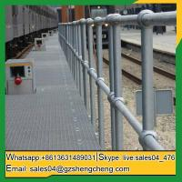 Buy cheap Point Samson manufacturer ball fence railing ball joint stanchions from wholesalers