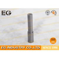 Buy cheap Smelting Solid Graphite Rod Electrodes Crucible Fine Grain Fixed - Inlay from Wholesalers