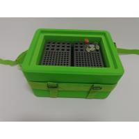 China Microbiology Experiment Cryogenic Storage Container / Electric Cool Box Low Temperature factory