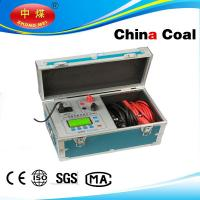 China DC digital resistance tester factory