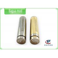 China Mechanical Mod E Cigarette 900mah Bagua Mech Mod With 510 Connector on sale