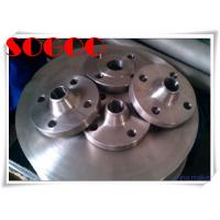 Buy cheap UNS S32750 Socket Weld Flange Super Duplex Steel With ISO Certificate from Wholesalers