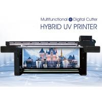 China Large Format UV Hybrid Printer For Advertisement / Sign Printing Industry factory