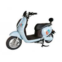 Buy cheap Cute Rear Backrest Electric Moped Scooter For Adults With LED Headlight from Wholesalers