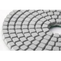 Buy cheap White Flexible Wet Polishing Pads for General Use DM-02 from Wholesalers
