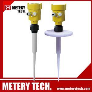 China PTFE ROD radar level sensor on sale