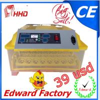 Buy cheap 48 duck eggs incubator fully automatic mini chicken incubator for sale CE from wholesalers