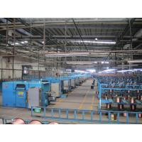 FUCHUAN Tinned Wire , Silver Jacketed Wire Copper , Wire Bunching Machine / Equipment
