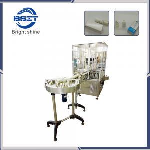 China 10ml Bottle Automatic Cartoning Machine (Capacity 80-100PCS/Min) factory