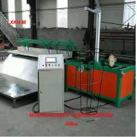 China High Speed Automatic Chain Link Fence Machine (double wire feeding) factory