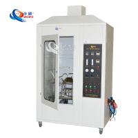 Buy cheap ISO5657 Building Material Flammability Performance Tester / Burning Testing Equipment from Wholesalers