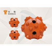 China Quarrying Drilling Air Drill Hammers And Bits Tungsten Carbide Material factory