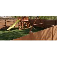 Buy cheap WPC Outdoor Fence Decking from Wholesalers
