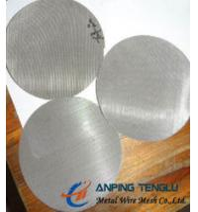 China Plain Dutch Weave 70×930Holes/Inch Filter Cloth, 30um Aperture, AISI300 Series factory