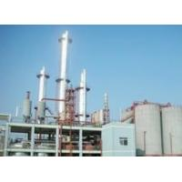 China Three Column Alcohol Distillation Equipment For Fresh Cassava Raw Materials factory