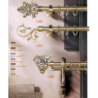 China decorative Finials/End Cap/End Stop on sale