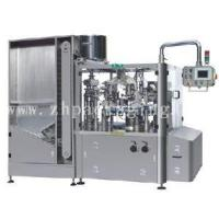 China Toothpaste Filling Machine (ZHF-160) factory