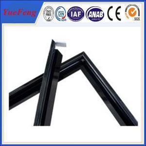China solar panel aluminum frame, solar mounting frame for solar panel on sale