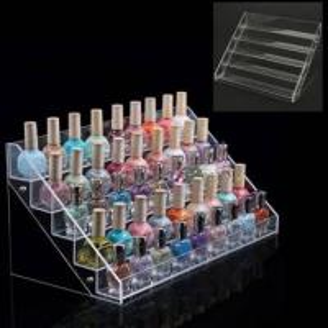 China Professional china supplier cheap custom nail polish display stand factory