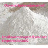 Buy cheap White Raw Steroid Powders CAS434-07-1 Oxymetholone Anadrol For Muscle Gain from Wholesalers