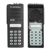 Quality NTN7154 Replacement Housing Case For MOTOROLA MTS2000 Model 3 Radio for sale