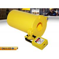 Buy cheap ZC-M31 Plastic Safety Lock Out Gas Cylinder Type 89 Mm Shackle Diameter from Wholesalers