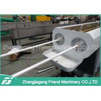 Buy cheap 0.5-2 Inch PVC Conduit Pipe Making Machine / Plastic Pipe Production Line from Wholesalers