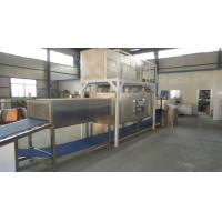 China Water Cycle Frozen Meat Thawing Equipment on sale