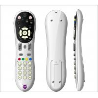 Buy cheap Voice Universal Remote Control For Tv , Bluetooth Television Remote Control  ABS Cover from Wholesalers