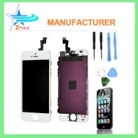 Buy cheap Original Iphone LCD Screen Digitizer With Touch Screen For Iphone 5s from Wholesalers