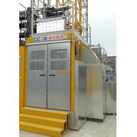 Buy cheap Modular Rack And Pinion Elevator Design Payload Capacity 3000Kg For Construction Site from Wholesalers