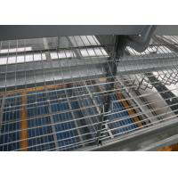 China 120 Birds Chicken Poultry Cage High Carrying Capacity Enriched Cages For Laying Hens factory