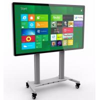 China 280W 3840×2160 Touch Screen Interactive Whiteboard factory