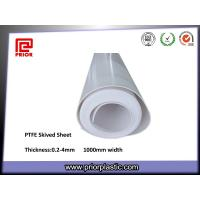 Buy cheap PTFE Sheet with 0.5-100mm Thickness from Wholesalers