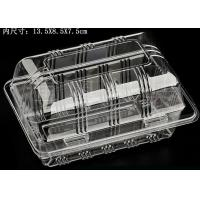 Buy cheap Plastic disposable food/sushi tray,Wholesale Plastic Pe Blister Frozen Food Tray/Meat Tray/Fruit Tray bagease bagplastic from Wholesalers