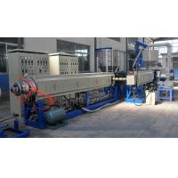 PS Foam double screw Sheet Extrusion Line , Foam Board Production Line With 150KW 380V