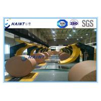 Buy cheap Complete Paper Roll Handling Systems For Paper Industry , Data Management System for Option from Wholesalers