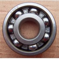Buy cheap 6302 2Z Steel Cage Deep Groove Ball Bearings Single Row ABEC-7 / ABEC-5 from Wholesalers